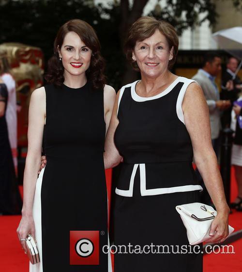 Michelle Dockery and Lorraine Dockery 3