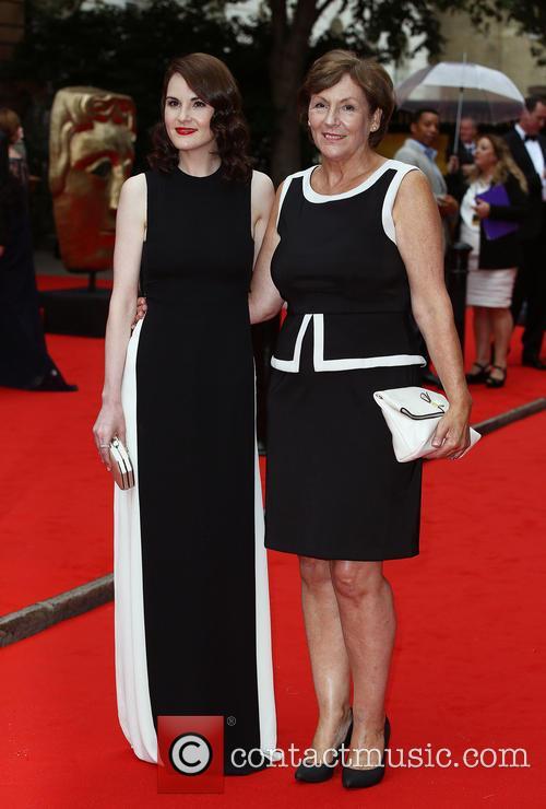 Michelle Dockery and Lorraine Dockery 4