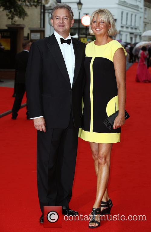 Hugh Bonneville and Lulu Williams 4