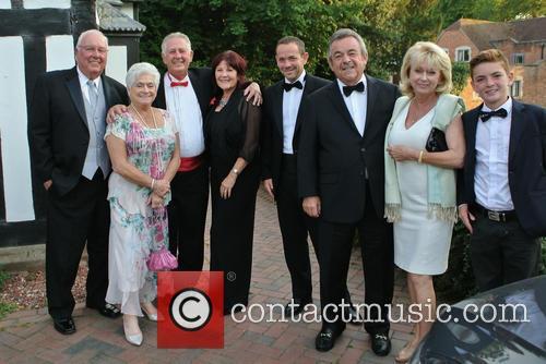 Tony Jacklin Cbe, Astrid Jacklin and Larry Laoretti 2