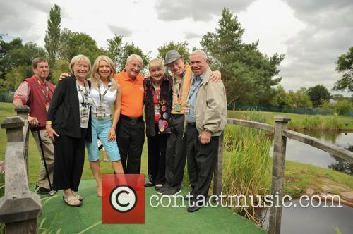 Sue Cressman, Dianne Brandenburg, Lee Brandenburg and Frank Christian 1