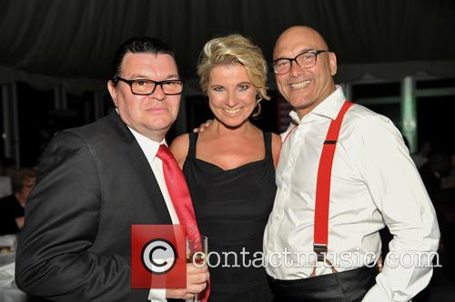 Jamie Foreman, Julie Dennis and Greg Wallace 1