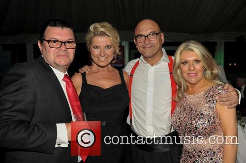 Jamie Foreman, Julie Dennis, Greg Wallace and Sue Cressman 1