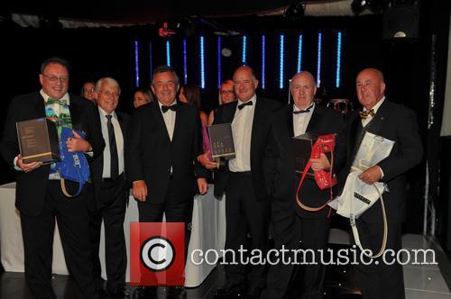 Halliwell, The Social Golfer, Steve Kitt, Peter Baker, Rick Cressman and Tony Jacklin Cbe 1
