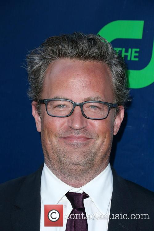 Matthew Perry Confirms It's A Friends Reunion Minus One