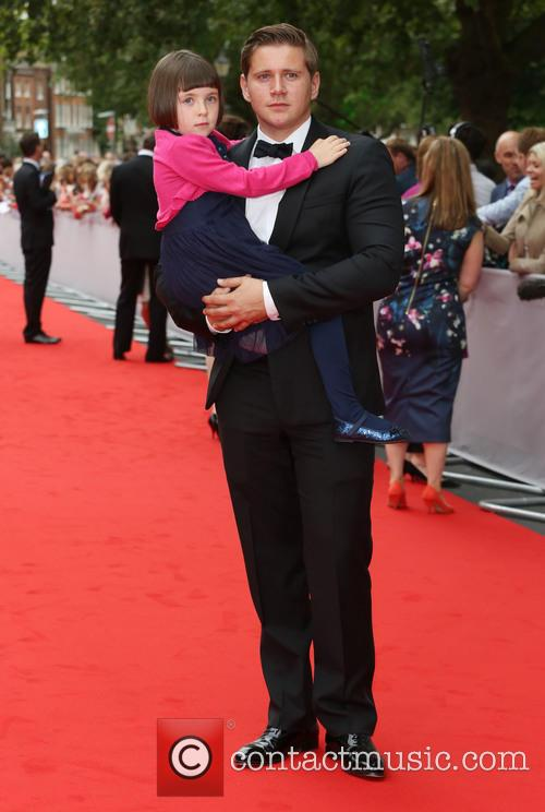 Allen Leech and Fifi Hart 3