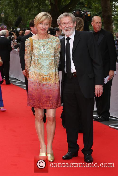 Paul Copley and Wife Natasha Pyne 1