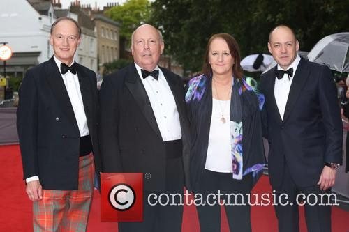 Julian Fellowes and Guests 1