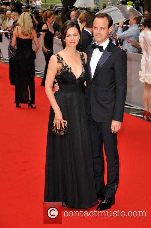 Rebecca Night and Harry Hadden-paton 1