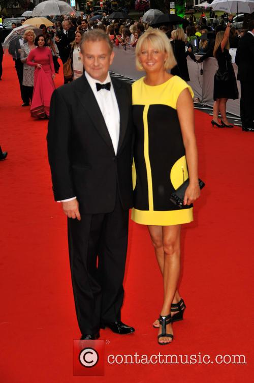 Hugh Bonneville and Lulu Williams 1