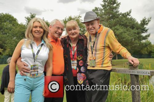 Sue Cressman, Rick Cressman, Dianne Brandenburg and Lee Brandenburg 2