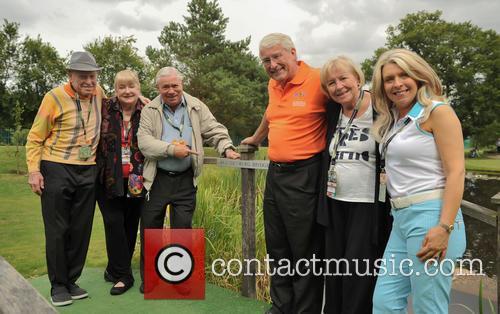 Dianne Brandenburg, Lee Brandenburg, Sue Cressman, Rick Cressman and Frank Christian 2