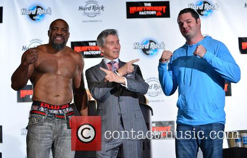 Shannon Briggs vs Mike Marrone Press Conference At...
