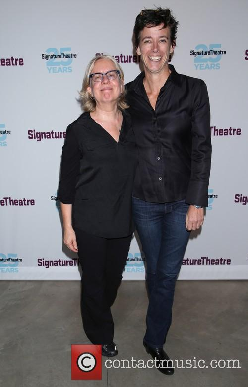 Lisa Peterson and Rachel Hauck 1