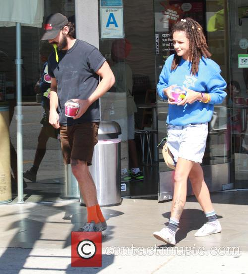 Shia Labeouf and Sasha Lane 1