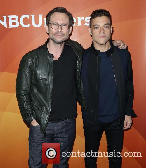 Christian Slater and Rami Malek 3