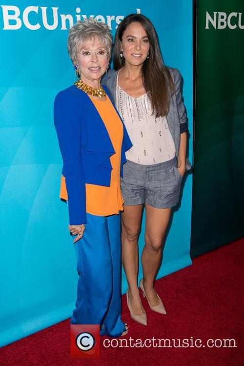 Rita Moreno and Michele Lepe 2