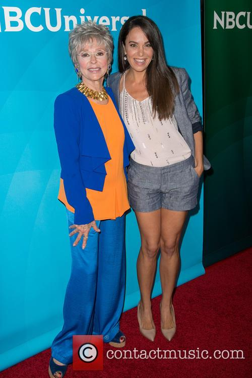 Rita Moreno and Michele Lepe 3