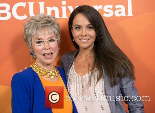 Rita Moreno and Michele Lepe 4
