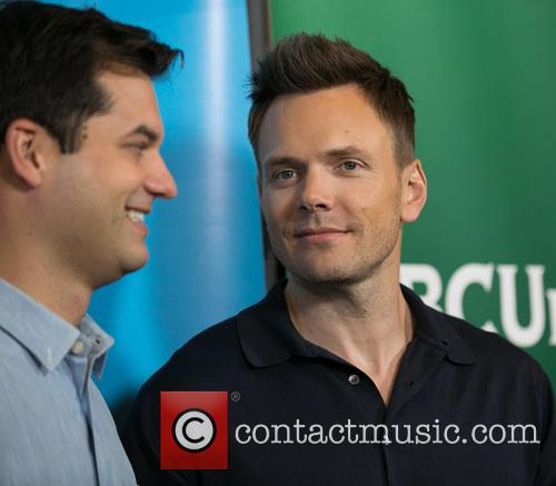 Michael Kosta and Joel Mchale 2