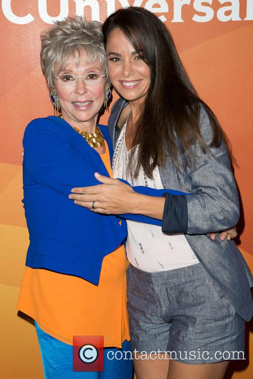 Rita Moreno and Michele Lepe 7