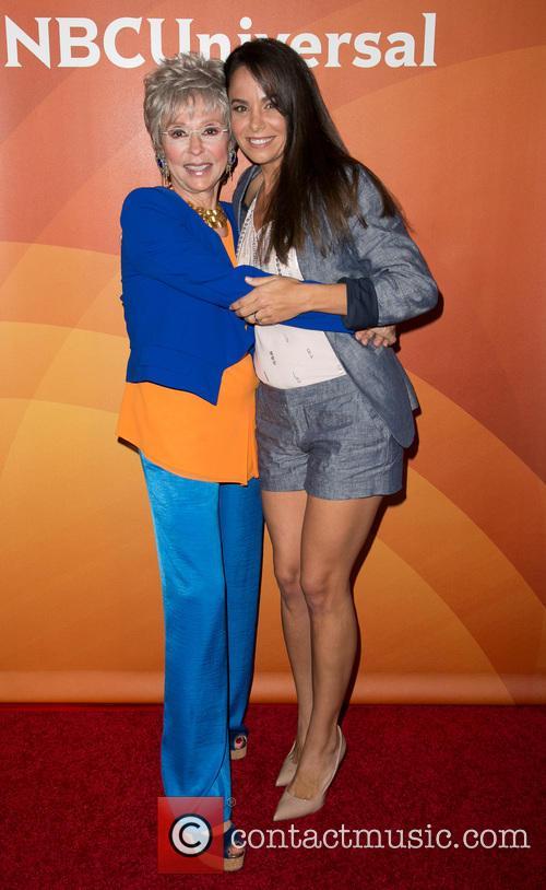 Rita Moreno and Michele Lepe 9