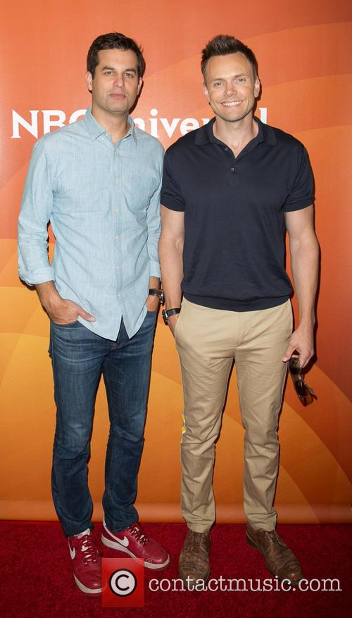 Michael Kosta and Joel Mchale 4