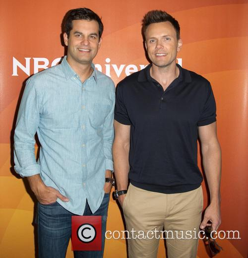 Michael Kosta and Joel Mchale 1