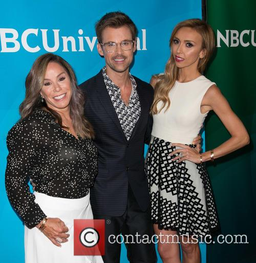 Melissa Rivers, Brad Goreski and Giuliana Rancic 4