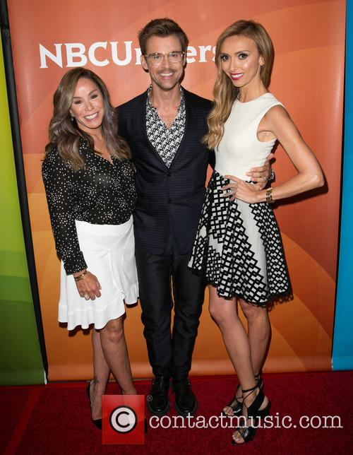 Melissa Rivers, Brad Goreski and Giuliana Rancic 5