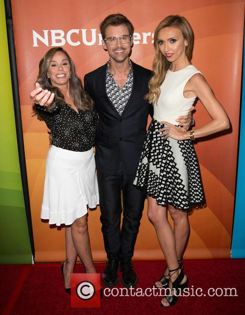 Melissa Rivers, Brad Goreski and Giuliana Rancic 6