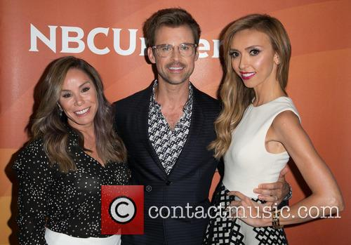 Melissa Rivers, Brad Goreski and Giuliana Rancic 7