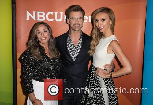 Melissa Rivers, Brad Goreski and Giuliana Rancic 1