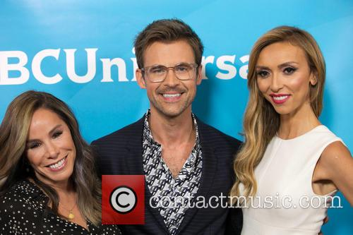 Melissa Rivers, Brad Goreski and Giuliana Rancic 8
