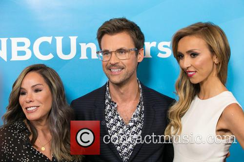 Melissa Rivers, Brad Goreski and Giuliana Rancic 9