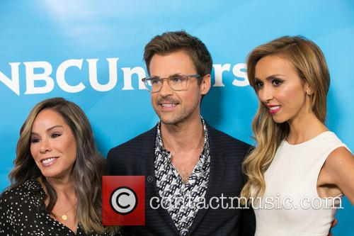 Melissa Rivers, Brad Goreski and Giuliana Rancic 10