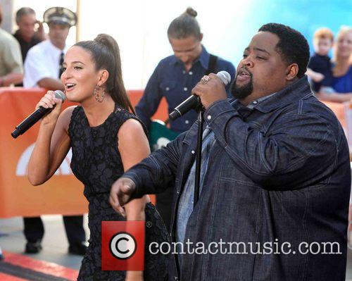 Lunchmoney Lewis performs on the 'Today' show