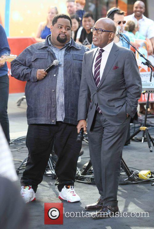 Lunchmoney Lewis and Al Roker 2