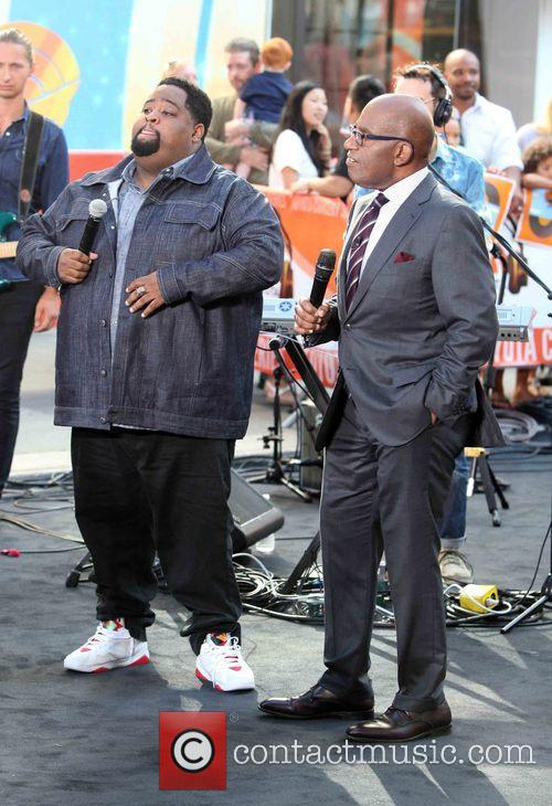 Lunchmoney Lewis and Al Roker 1