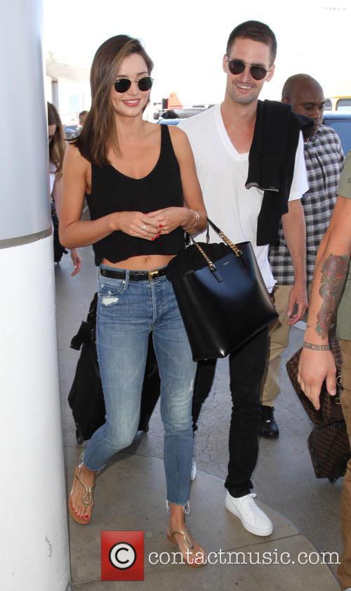 Miranda Kerr and Evan Spiegel 2