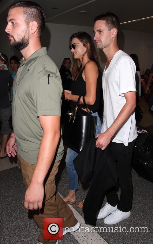 Miranda Kerr and Evan Spiegel 9