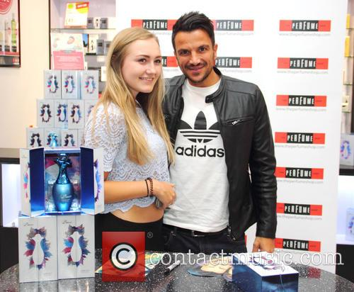 Peter Andre and Fan Charlotte Chatterley 17 From Aston 1