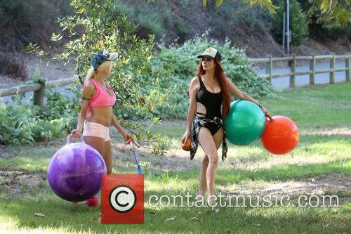 Phoebe Price and Frenchy Morgan 2