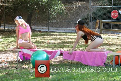 Phoebe Price and Frenchy Morgan 3