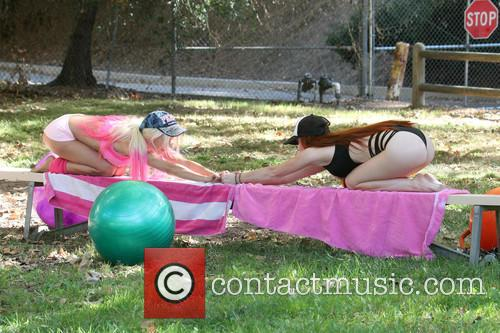 Phoebe Price and Frenchy Morgan 4