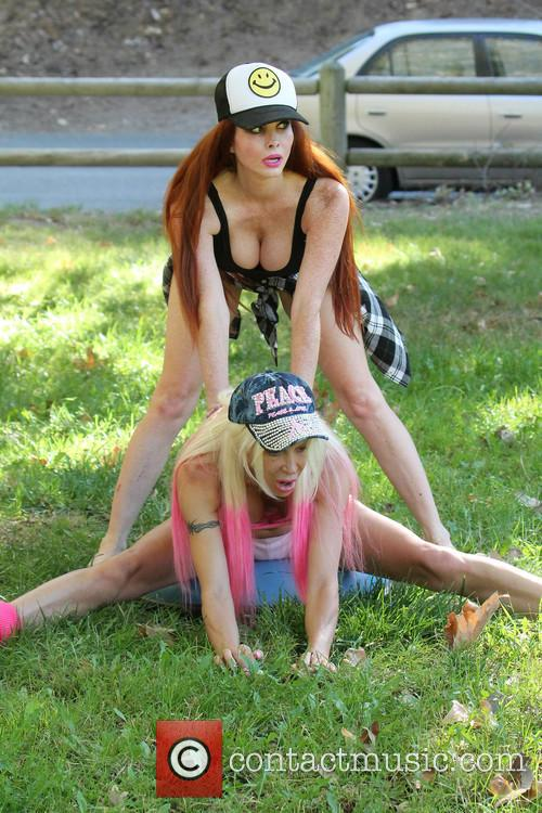 Phoebe Price and Frenchy Morgan 11