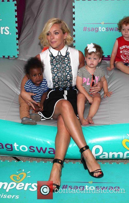Jane Krakowski and And Kids 2