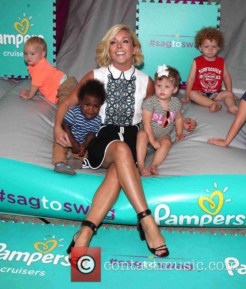 Jane Krakowski and And Kids 5