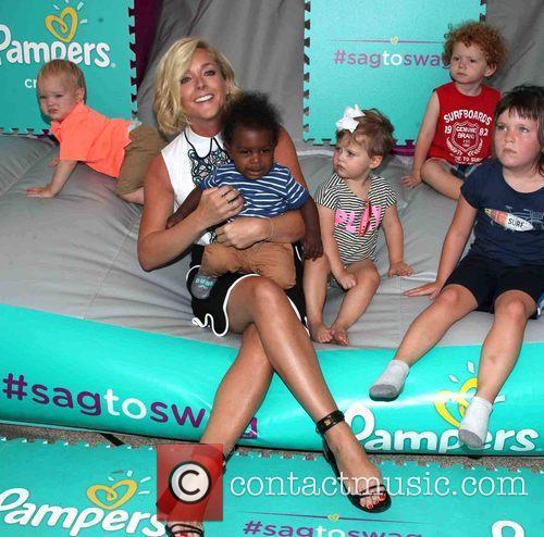 Jane Krakowski and And Kids 1