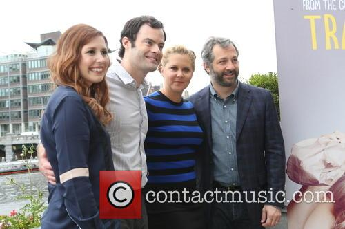 Vanessa Bayer, Amy Schumer, Bill Hader and Judd Apatow 5